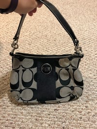 Authentic Black and Grey Purse Pickering, L1V 2P8