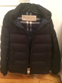 Burberry winter jacket