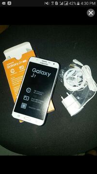 Samsung galaxy j7 box pack Huddinge, 141 52