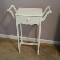 Small phone type table. $20.00