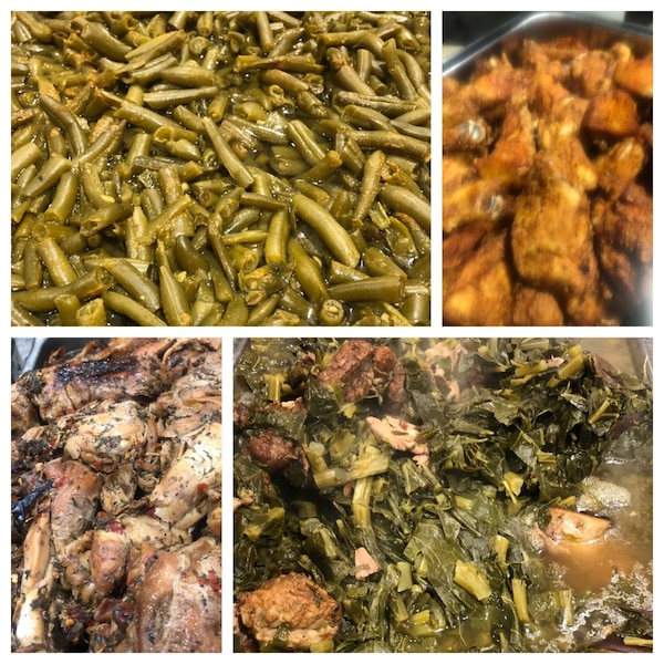 Catering avaliable DMV www.margarets-catering.com