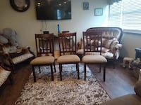 All 3 chairs for 25 COLUMBUS
