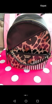 Victoria's Secret back bag