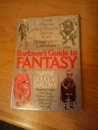 Barlowe guide to to fantasy