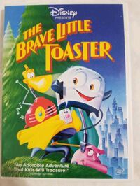 The brave little toaster DVD $5