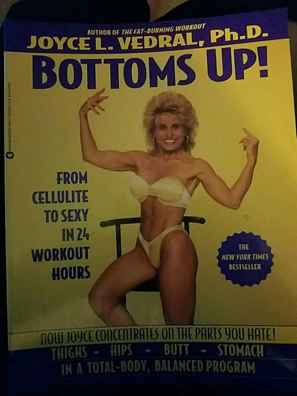 Bottoms Up by Joyce L. Vedral book