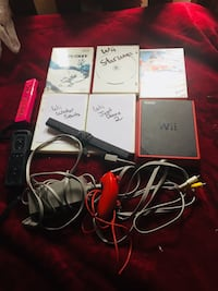 Wii mini and 5 games with everything San Diego, 92114