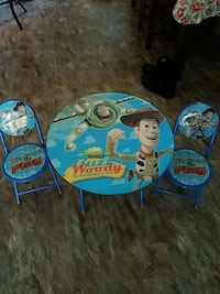 Toy story kids table  Kingston, 60145