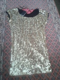 Short yellow dress Greater London, TW4 7HJ