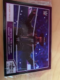 WWE Collecting and trading card  Vaughan, L4L 6P9