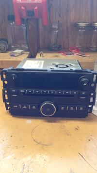 Chevy stereo with disc changer and input. Eugene, 97402
