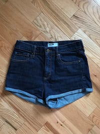 Garage high waisted shorts  Russell, K0A 1W0