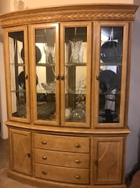 Dining Room Set/China Cabinet/Table/Chairs WALDORF
