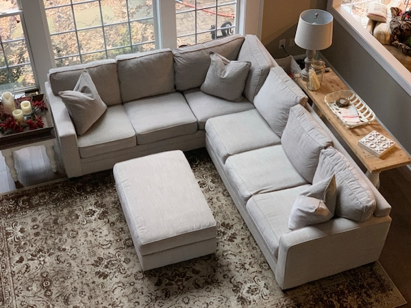 Astounding Havertys Sofa Sectional W Ottoman Pdpeps Interior Chair Design Pdpepsorg
