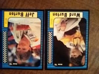 two assorted baseball trading cards 295 mi