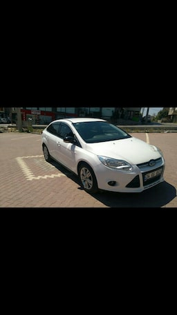 2014 Ford Focus Yeni TREND X 1.6TDCI 95PS 4K 74aa6a44-335c-4757-84ed-596618179215