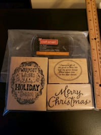 Stampers and ink, Christmas  Winchester, 22603