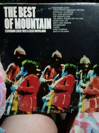 The Best of Mountain poster Piedmont, 29673