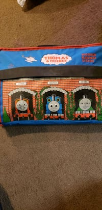 Wooden Thomas the Train tracks