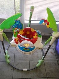 baby's white and green jumperoo Orlando, 32824