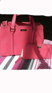 Kate spade crossbody and matching wallet  Vaughan, L4L 7W1