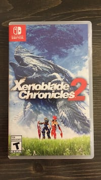 Xenoblade Chronicles 2 on Switch Markham, L3R