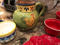 Assorted kitchen decor - red. All for $40 Athens, 30607