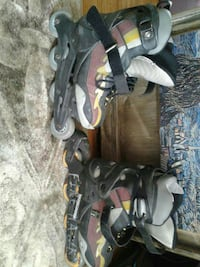 Mongoose 'Fire Hawk' inline skates
