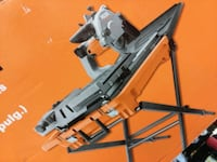 """Ridgid 8"""" wet tile saw with stand,  BRAND NEW  Redlands, 92373"""