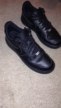 Air Force ones all black size 10.5 Albuquerque, 87108