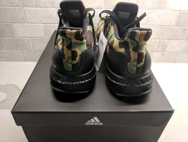 fb1ad6d8a5133 Used Adidas x Bape ultraboosts for sale in Toronto - letgo