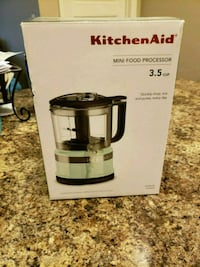 KitchenAid mini food processor  Edmonton, T5H 0K1