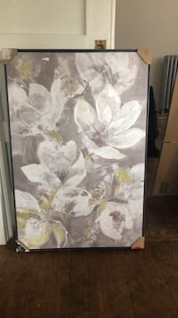 Beautiful floral painting Victoria, V8T 3N9