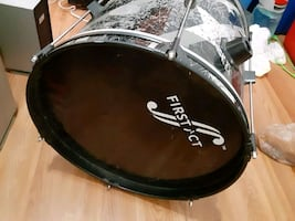 $25.00 Drums two pieces