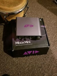 Avid Mbox 3 mini Columbus