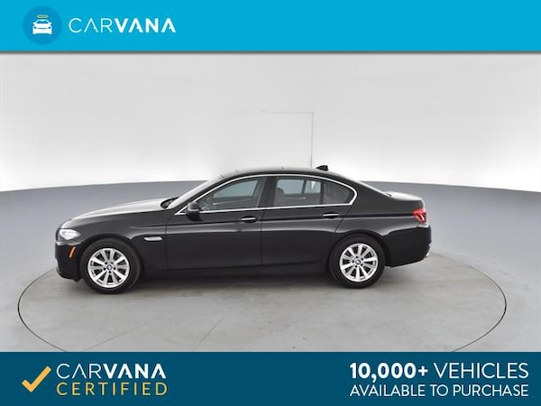 2016 BMW 5 Series 528i xDrive Sedan 4D