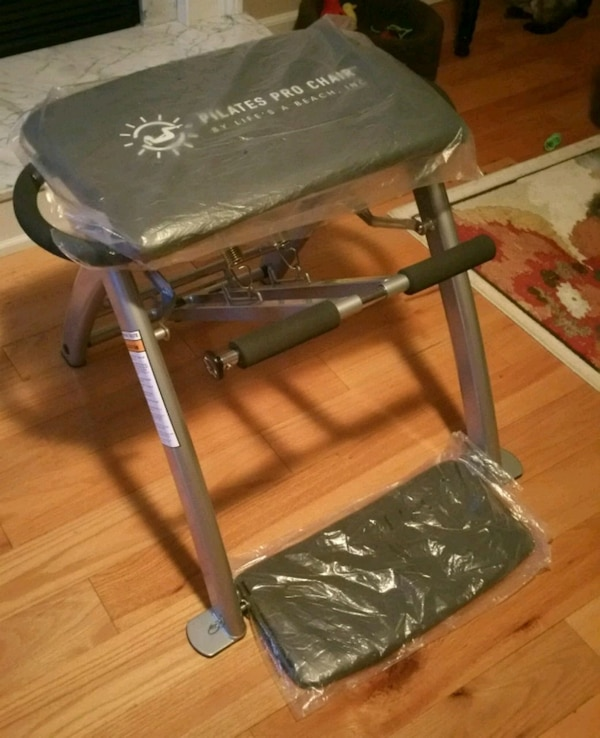 Plates Pro Chair