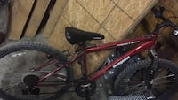 Red and black mountain bike Kokomo, 46901