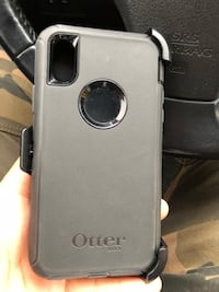 iPhone X Otterbox Defender