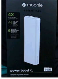 Mophie portable charger. brand new still in box Columbus, 31904