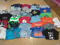 toddler's assorted clothes El Paso, 79924