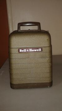 Bell & Howell Auto Load Automated -------- 8MM Film Movie Projector BROOKLYN