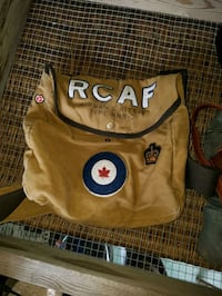 brown RCAF sling bag Kelowna, V1Z 3G2