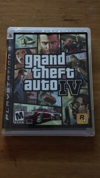 Grand theft auto 4 ps3 game Spencer, 51301