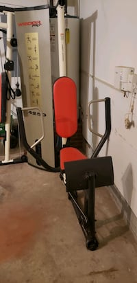 Weider Pro 4250 Home Fitness Gym Weight System Machine