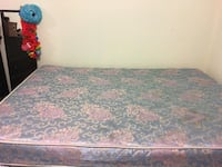 blue and pink floral mattress Mississauga, L5A