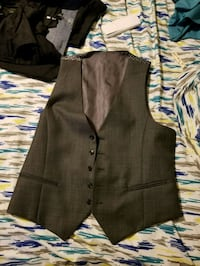 brown button-up vest Tampa, 33625