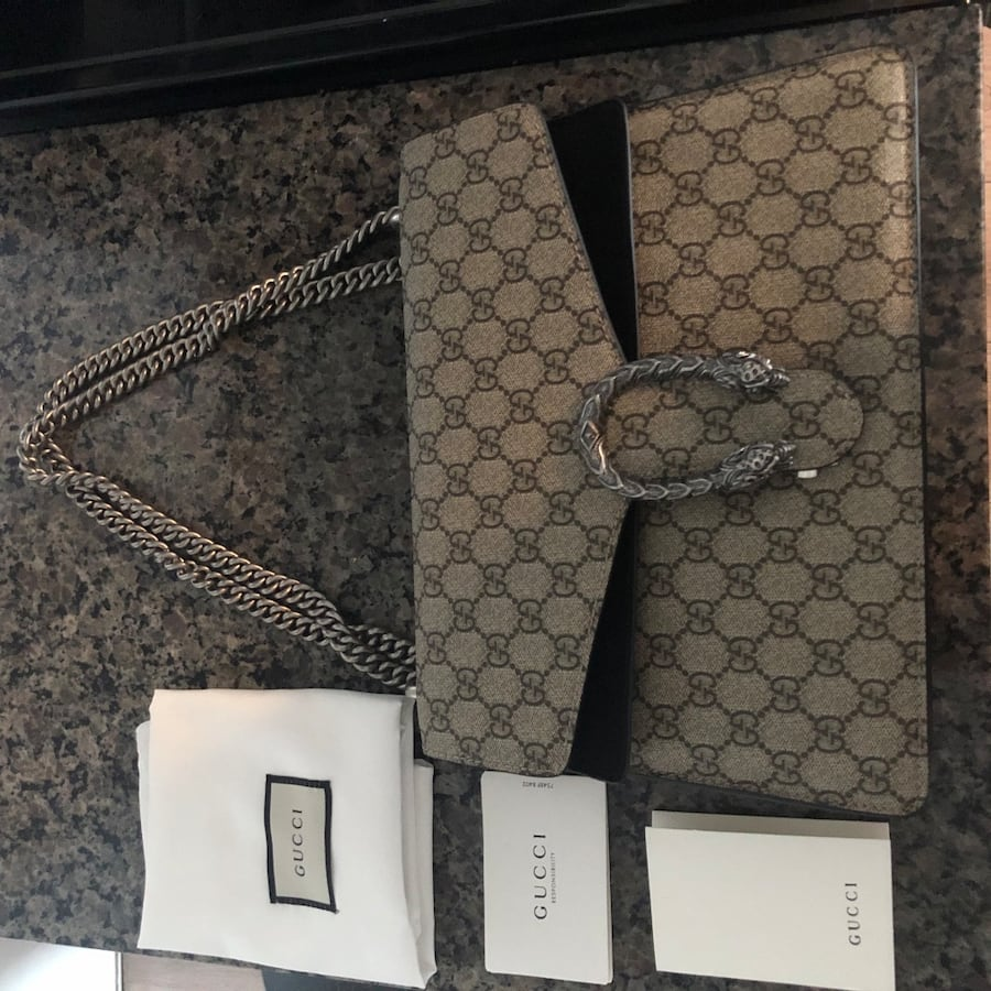 Dionysus Medium Gucci Shoulder Bag