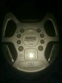 Cd disc player