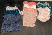 Lot of Women's L and XL tops Vaughan, L6A 4S2